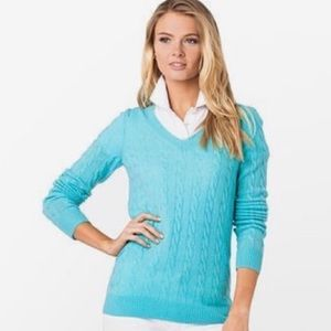 LILLY PULITZER Katherine Cashmere Sweater